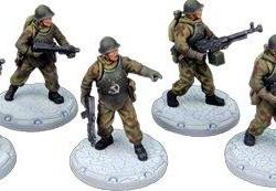 DT039 Frontoviki - SSU Battle Squad