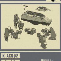 K-AX802-W1