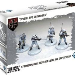 DT013 Dust Tactics - Special Ops Grenadiers
