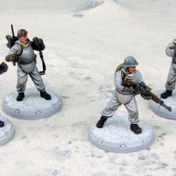 DT041 Dust Tactics - Nabludatyel Jnetzi SSU Specialists