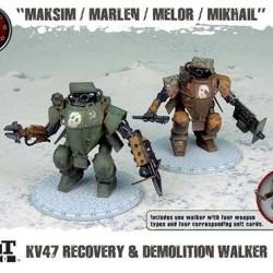 DT064 KV47 Recovery and Demolition Walker