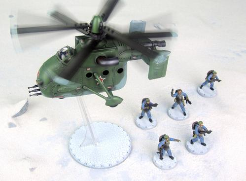 DT037 Dust Tactics - SSU Airborne Transport