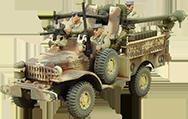 Model ciężarówki
