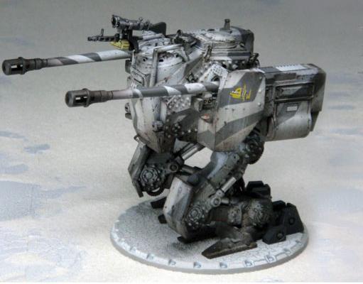 PanzerKampfLaufer II-B Ludwig