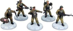 DT036 The Medvedi - SSU Command Squad