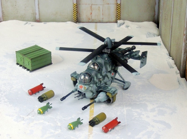 Ground-Attack-Helicopter