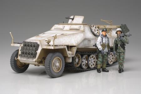 1/48 Sd.Kfz. 251/1 Ausf.D  (Tamiya)