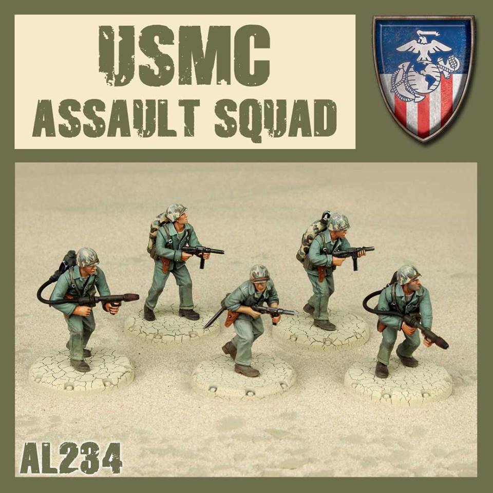 USMC Assault Squad