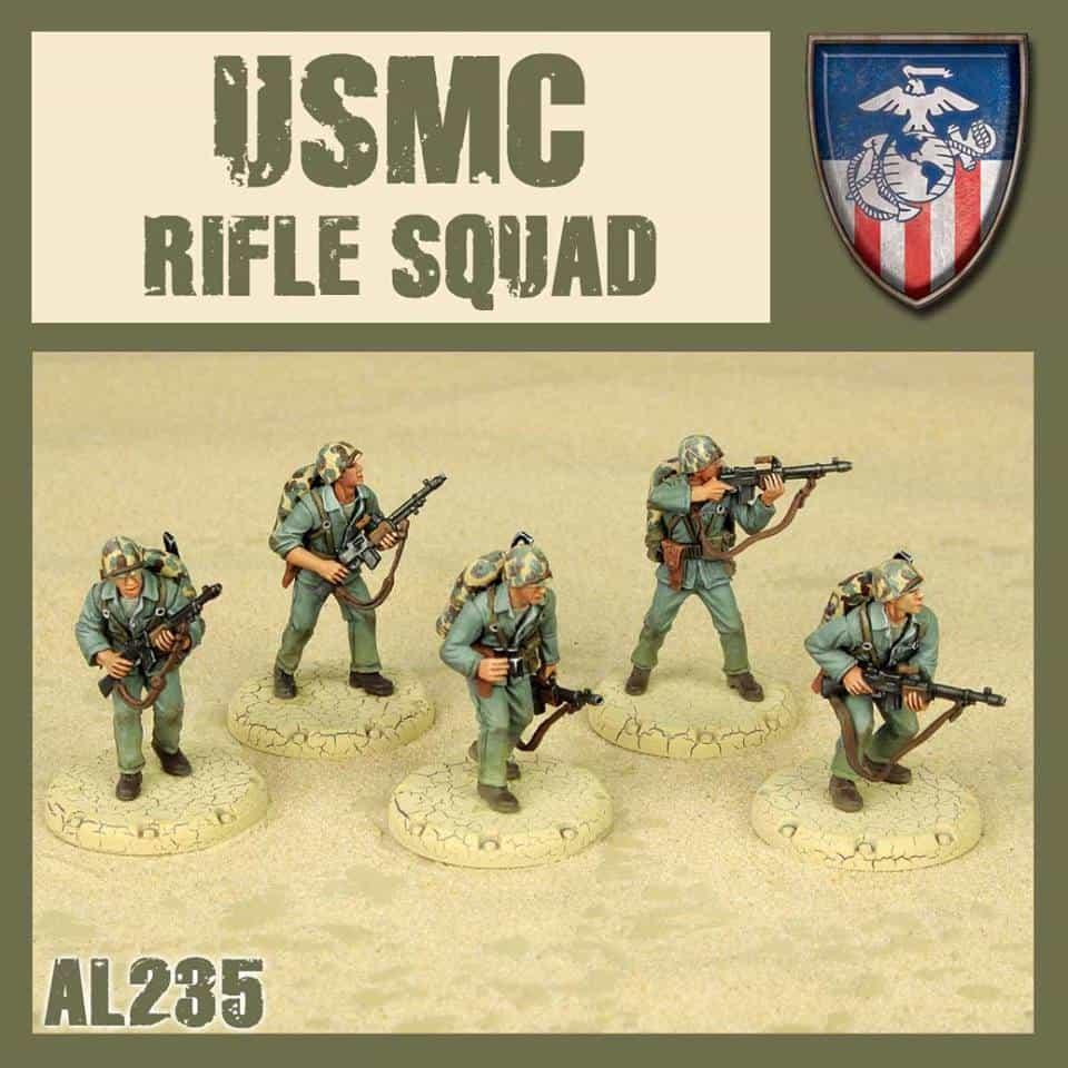 USMC Rifle Squad