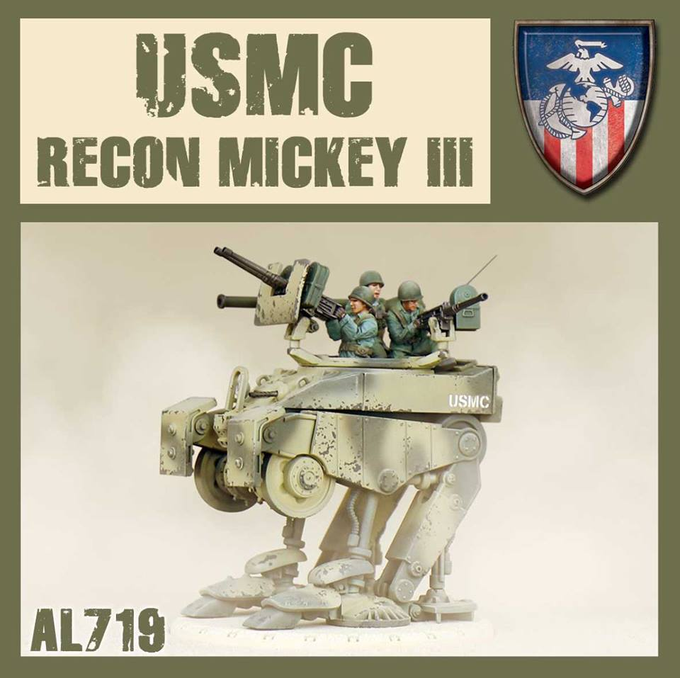 Recon Mickey III