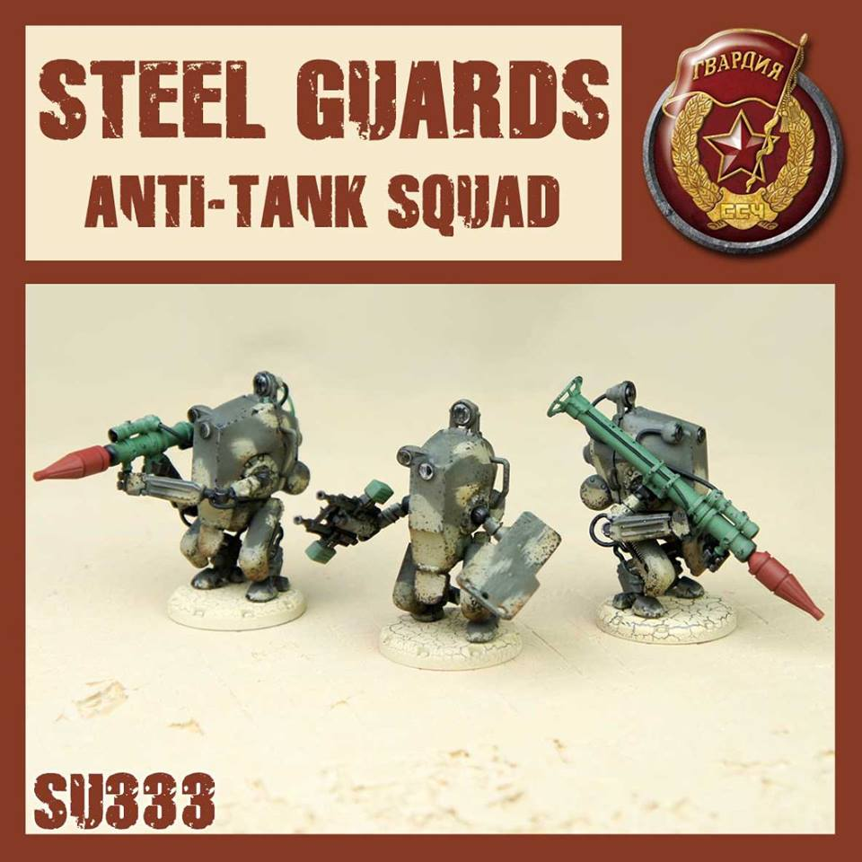Steel Guards Anti-Tank Squad