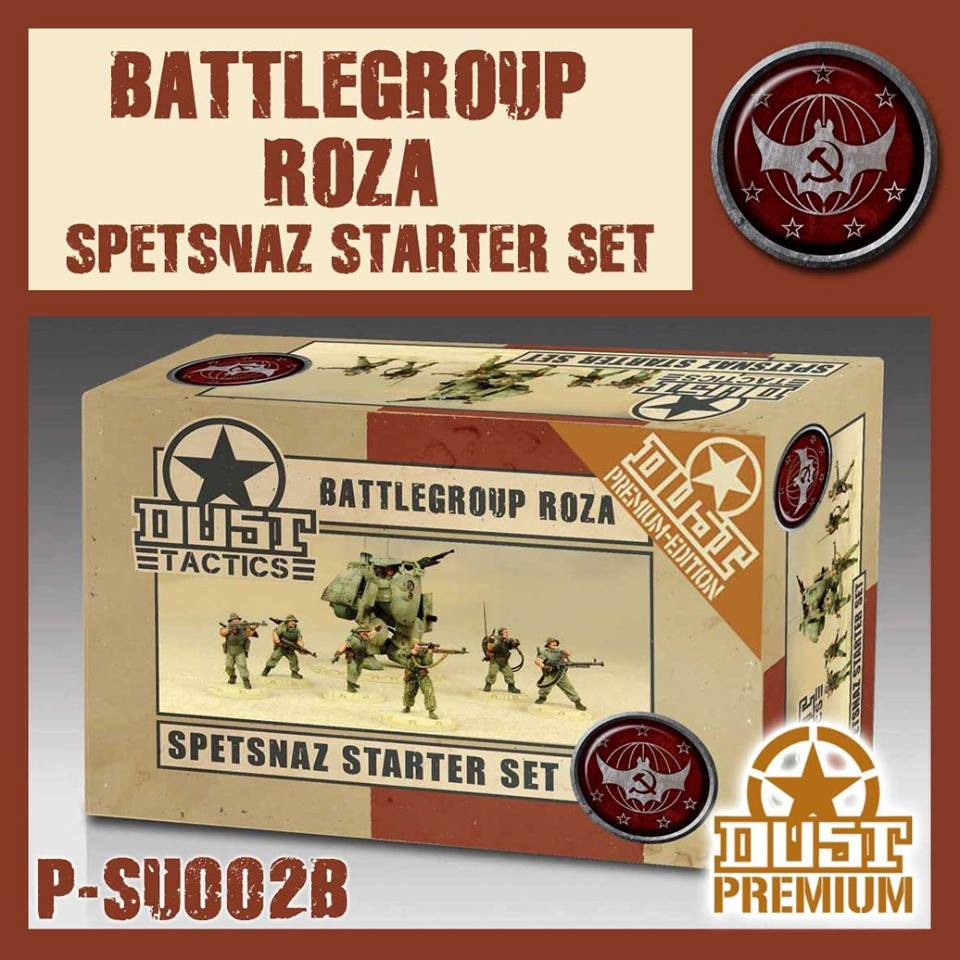 Battlegroup Roza - Premium