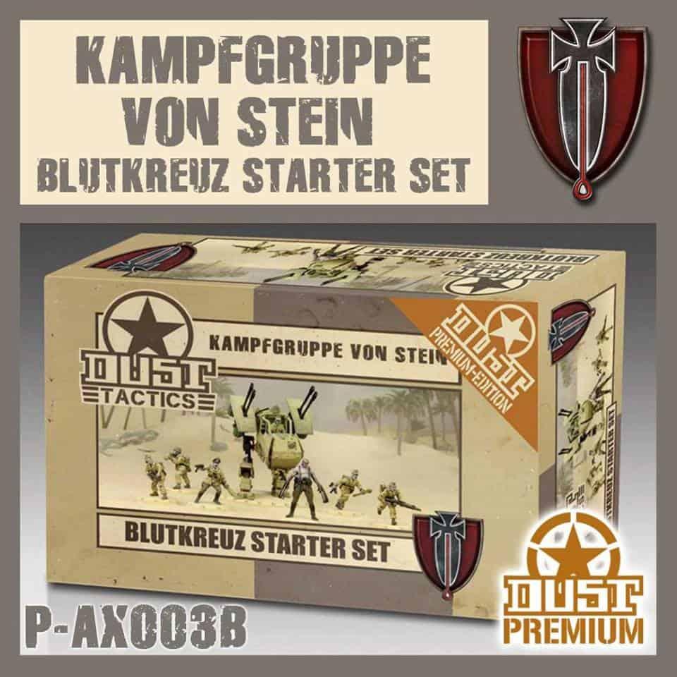 Kampfgruppe Von Stein - Premium