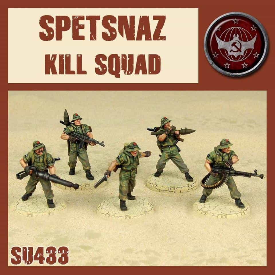 Spetsnaz Kill Squad