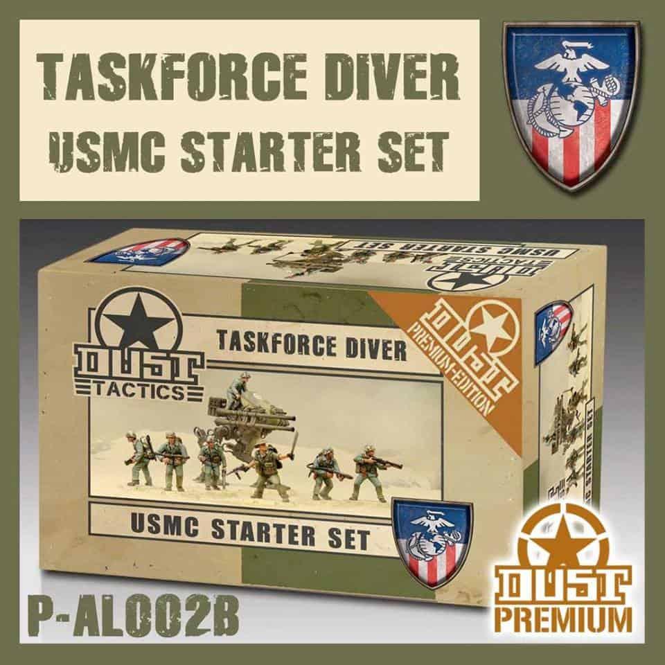 Zdjęcie Taskforce Diver – Premium