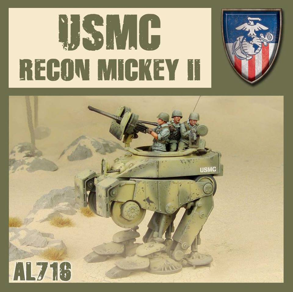 Recon Mickey II