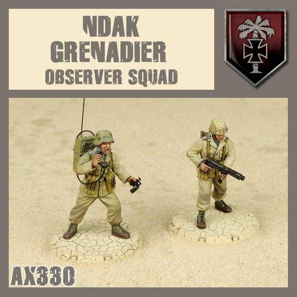 NDAK Observer Squad
