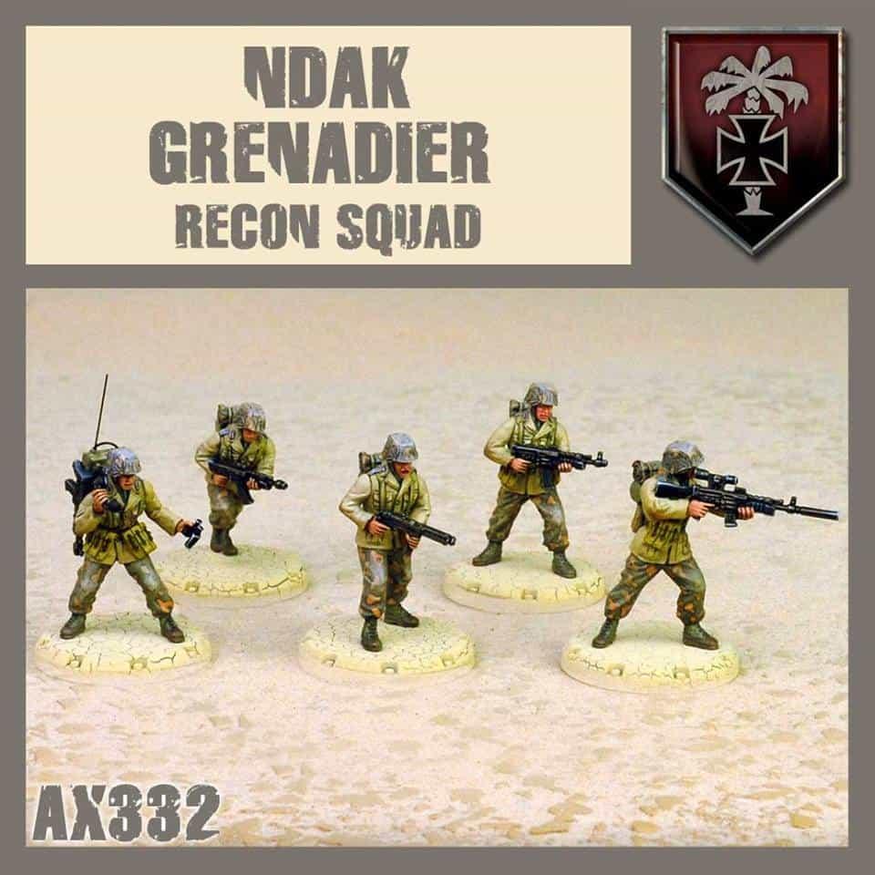 NDAK Recon Squad