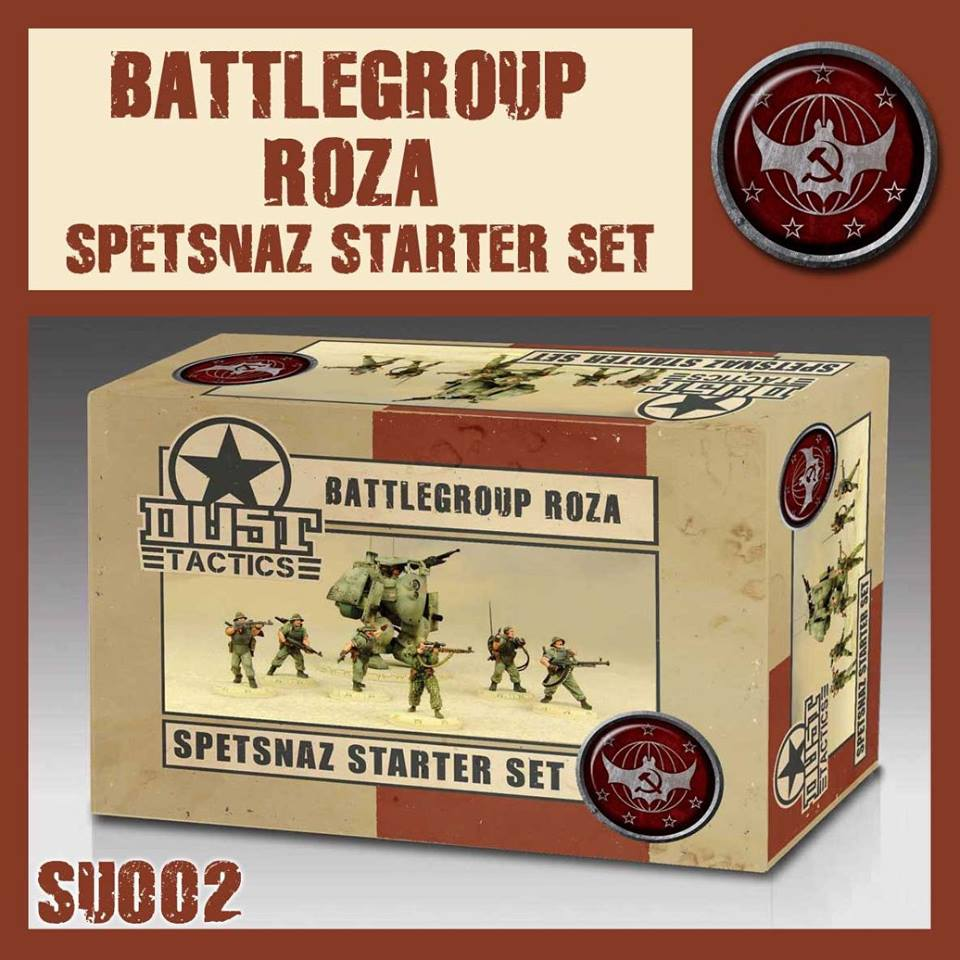 Battlegroup Roza