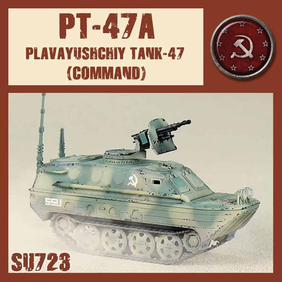 PT-47A – PLAVAYUSHCHIY TANK-47