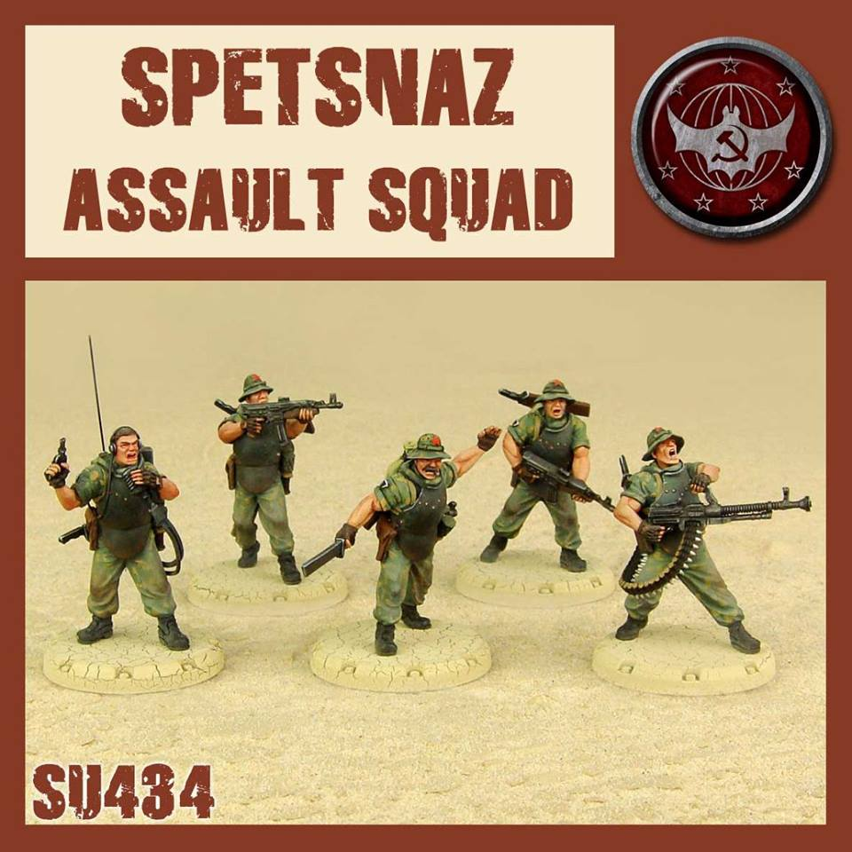 Spetsnaz Assault Squad