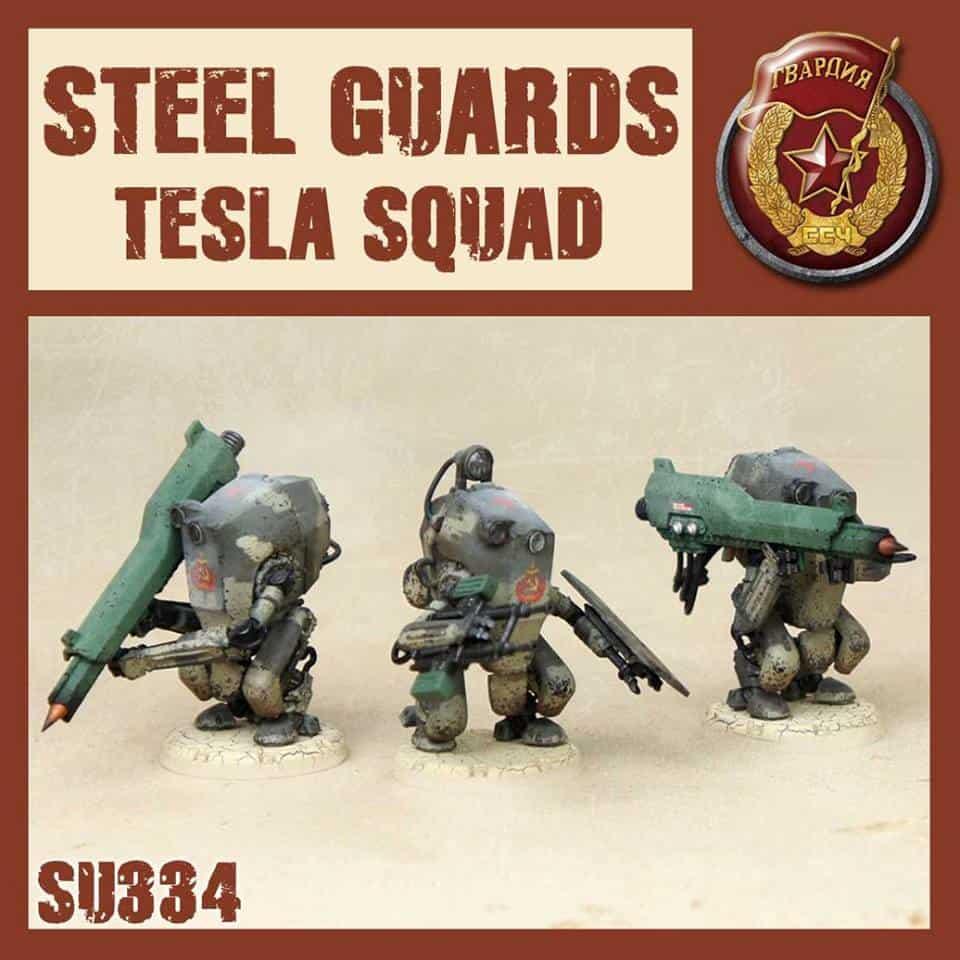 SG Tesla Squad