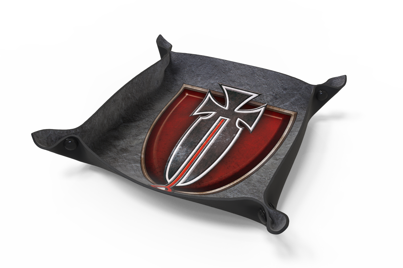 Dice Tray - Blutkreuz