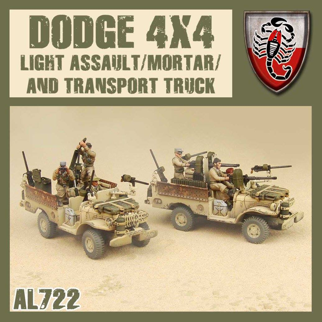 Zdjęcie Assault/Mortar Truck