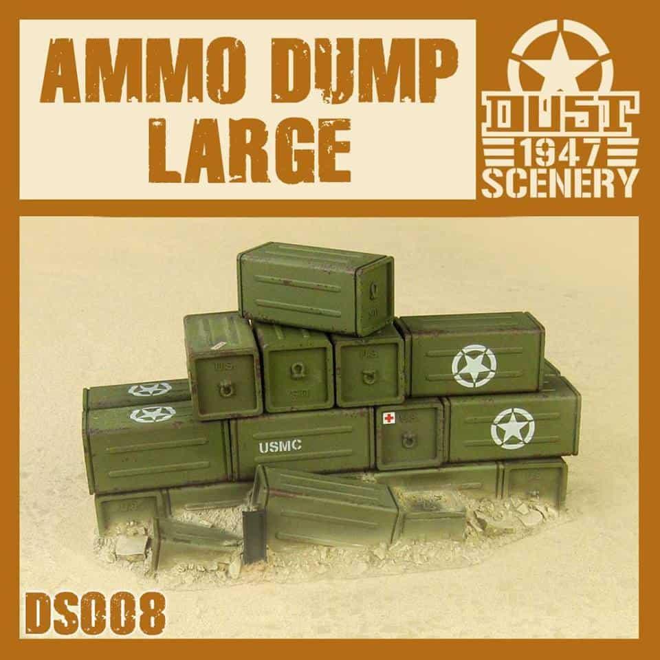 Duże Rezerwy Amunicji (Large Ammo Dump)