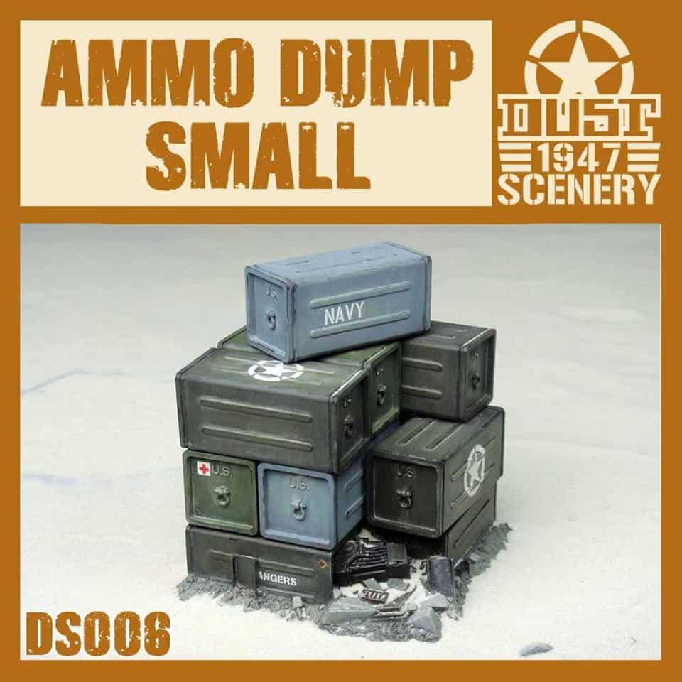 Rezerwy Amunicji (Small Ammo Dump)