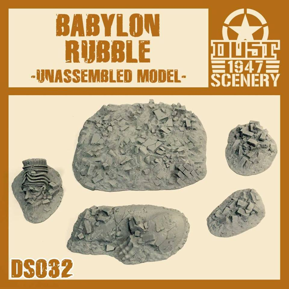 BABYLON RUBBLE