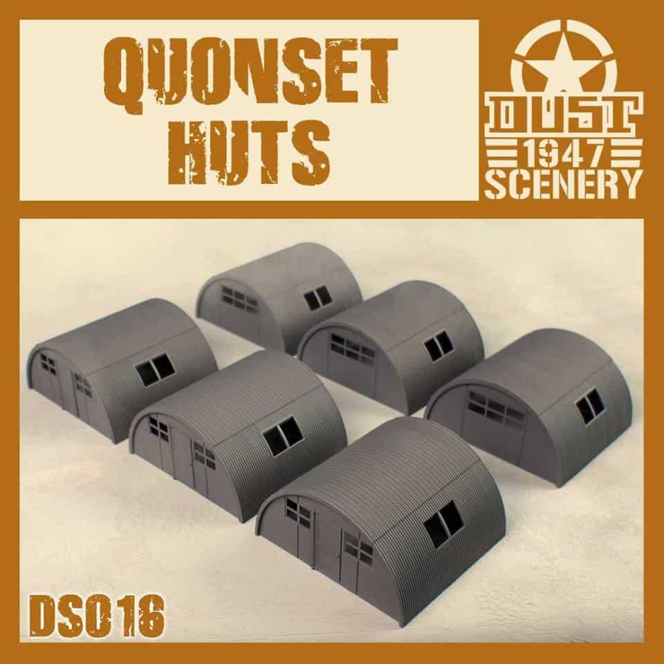 Baraki Wojskowe (Quonset Huts)