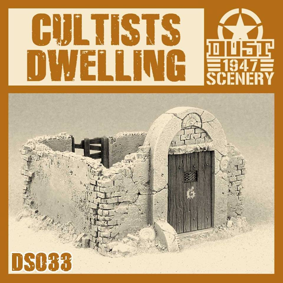 CULTISTS DWELLING - MODEL KIT