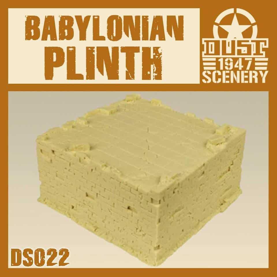 Babylon Plinth