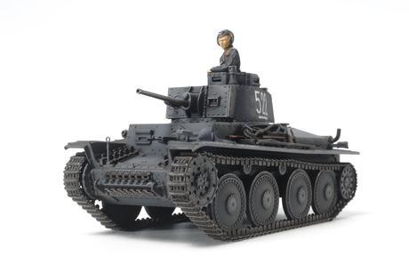 Zdjęcie 1/48 Panzer 38(t) (Tamiya)