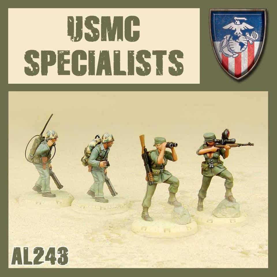 USMC/DS Specialists
