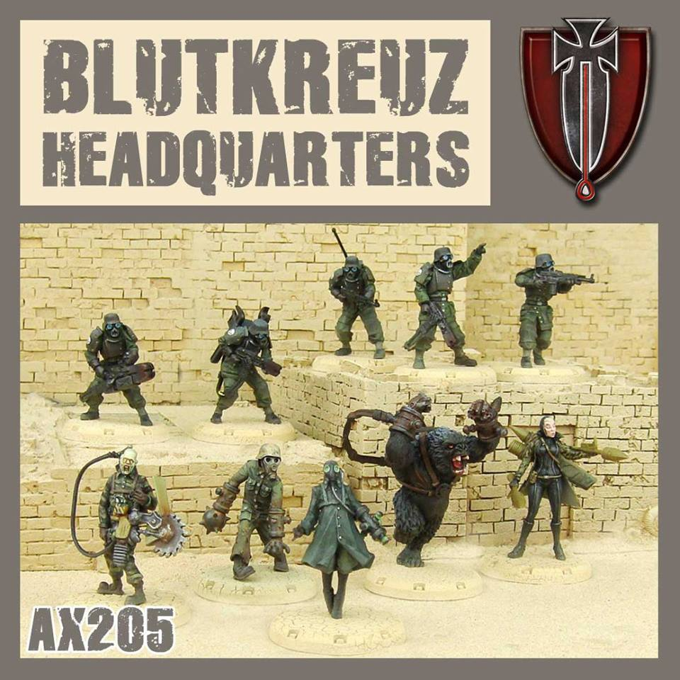 Blutkreuz Headquarters