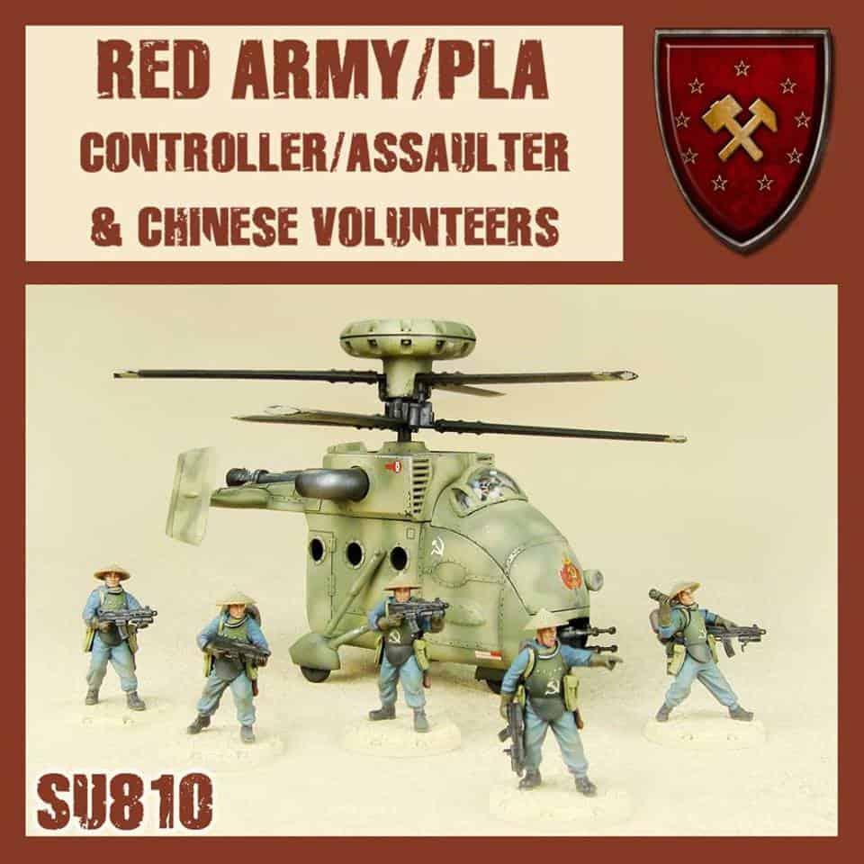 Assaulter/Controller