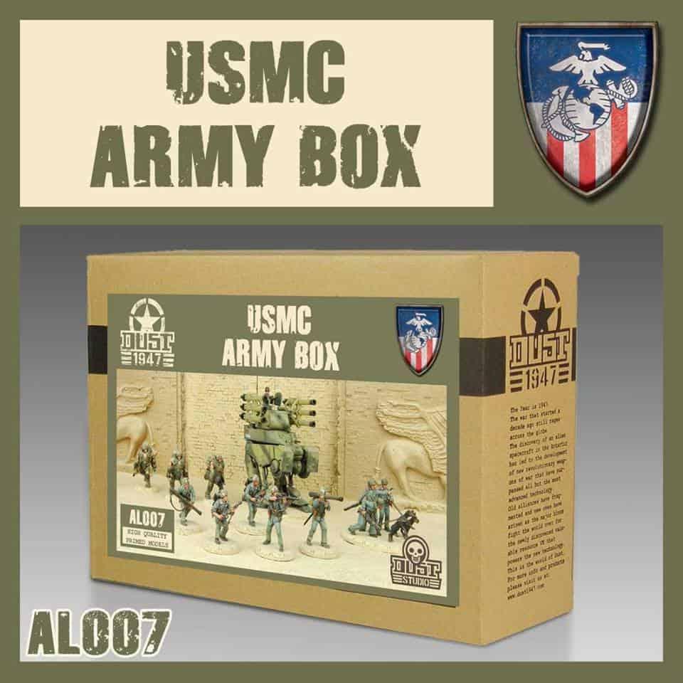 Zestaw Armijny USMC