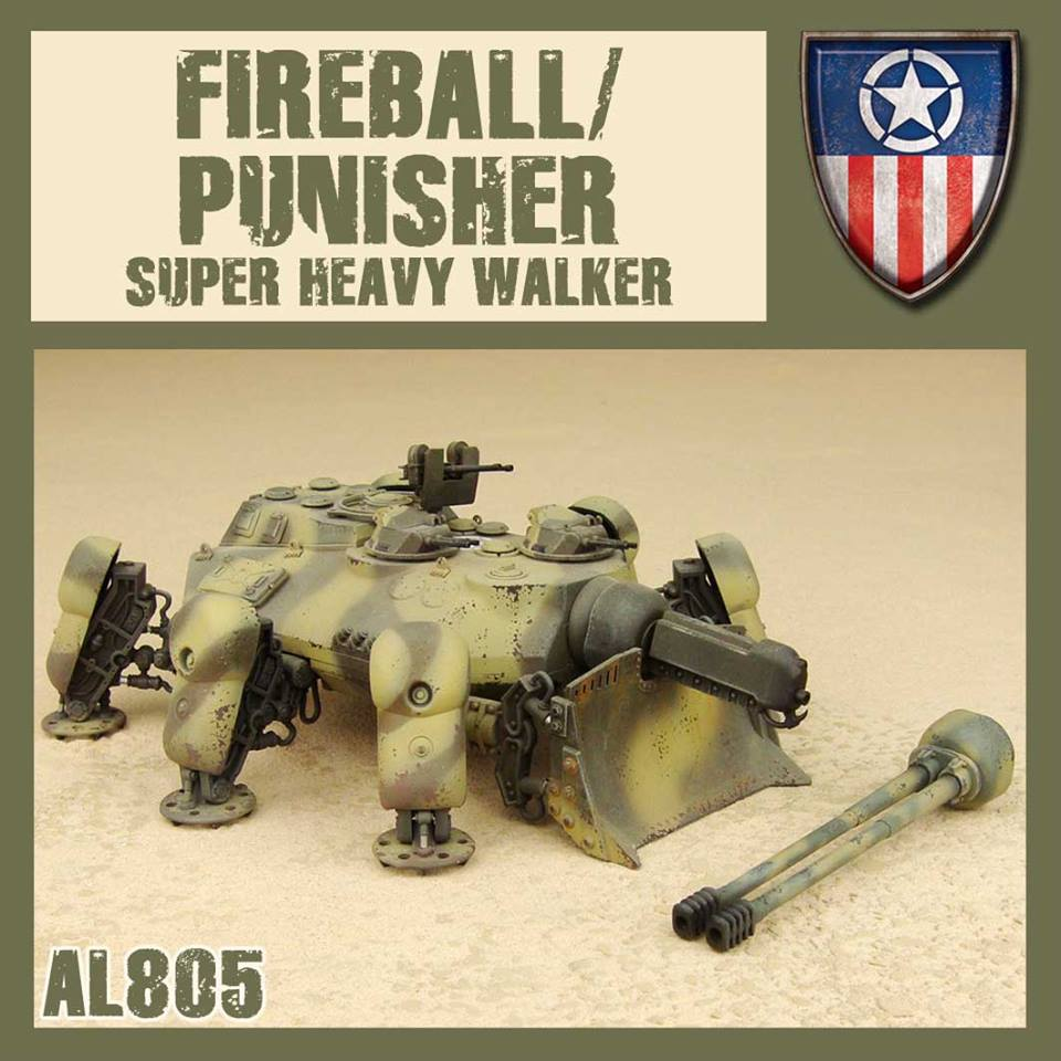 Fireball/Punisher