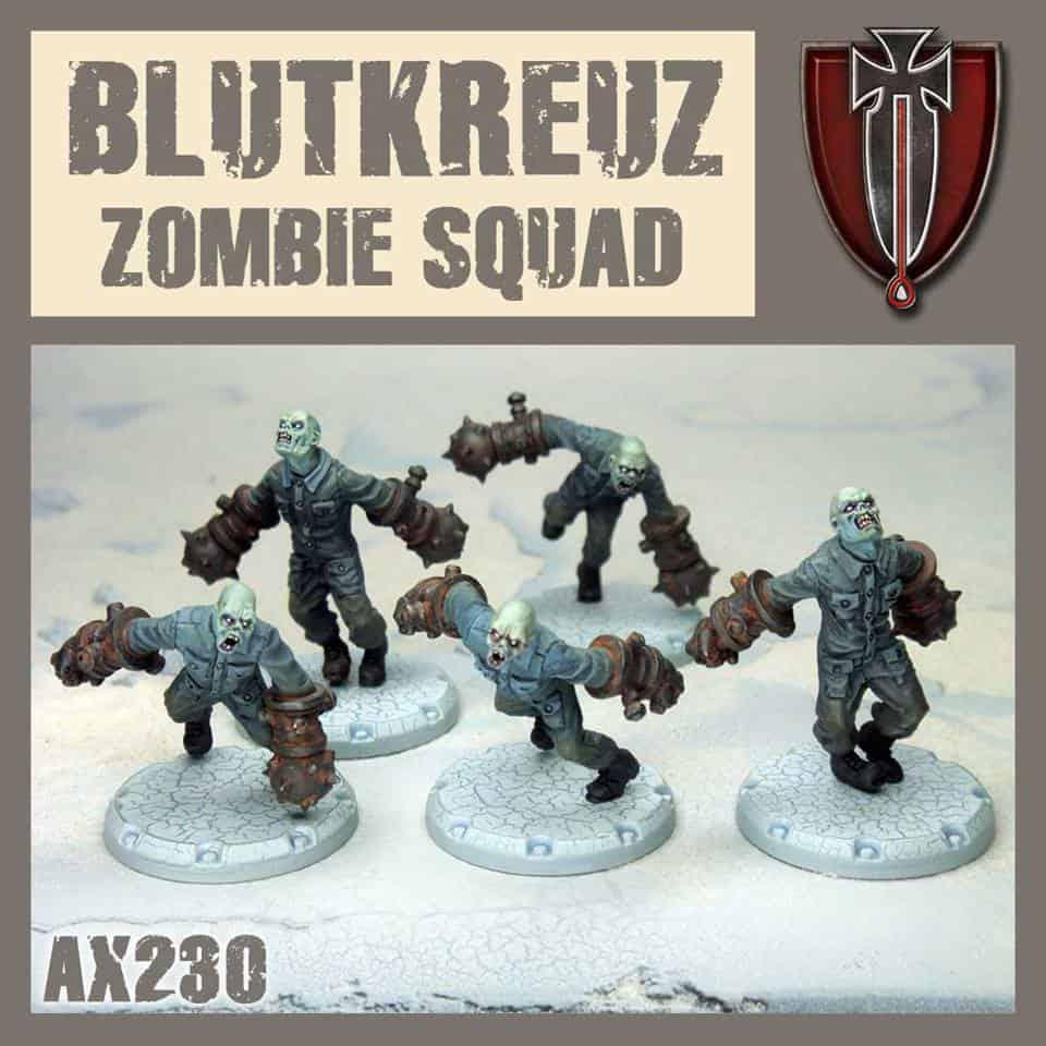 Zdjęcie Blutkreuz Zombie Squad