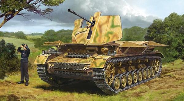 1/48 Mobelwagen Flak43  (Tamiya)