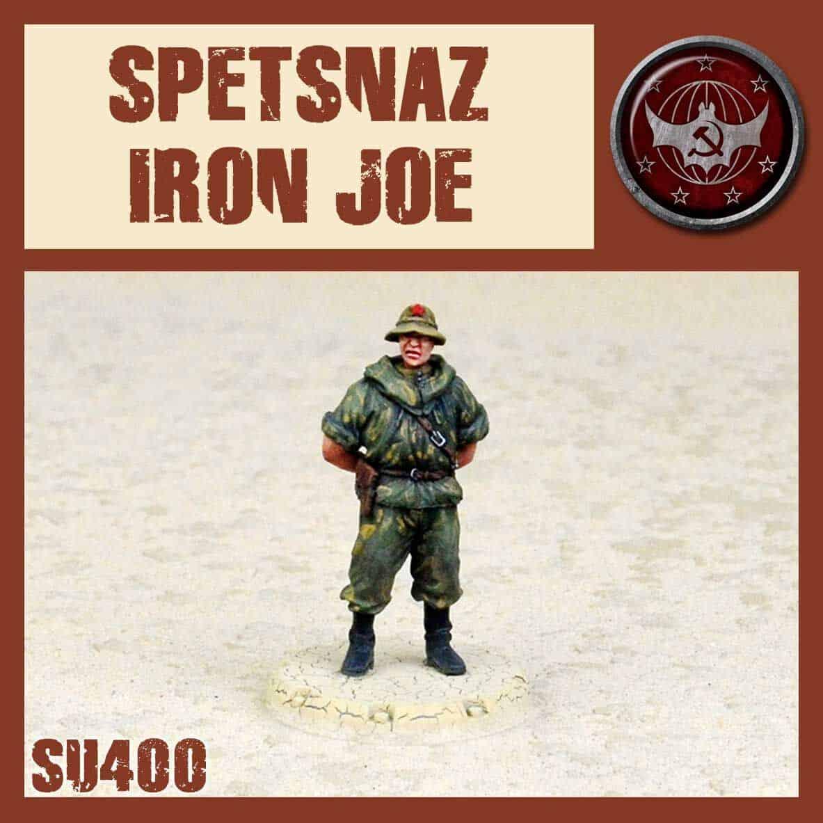 Iron Joe