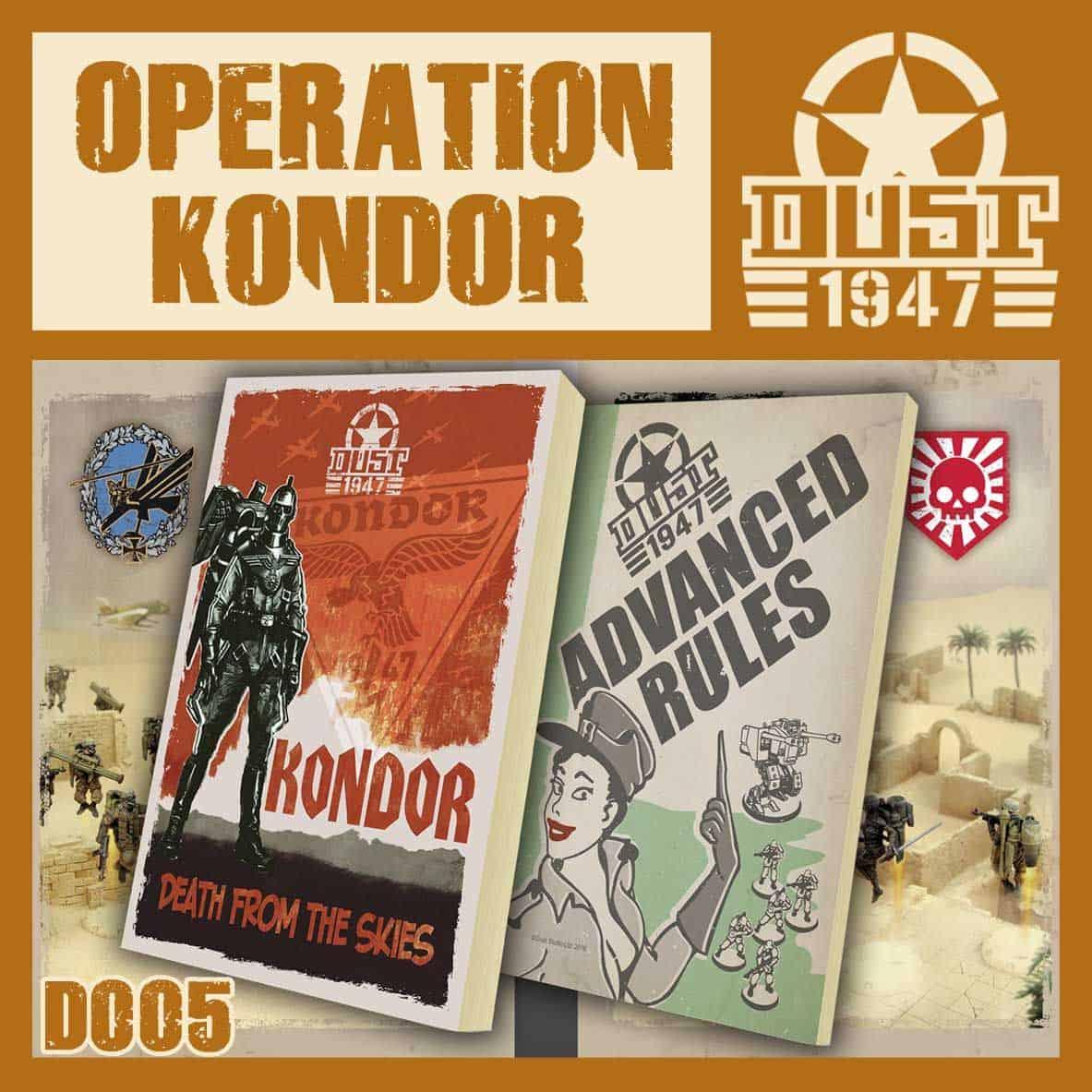 Zdjęcie Operation Kondor