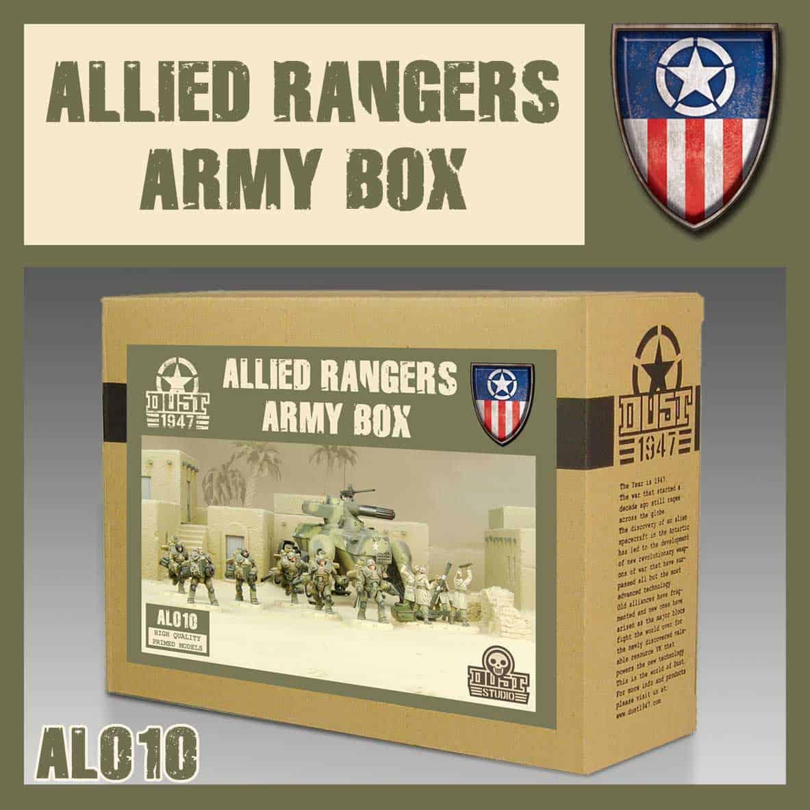 Zestaw Armijny Rangers