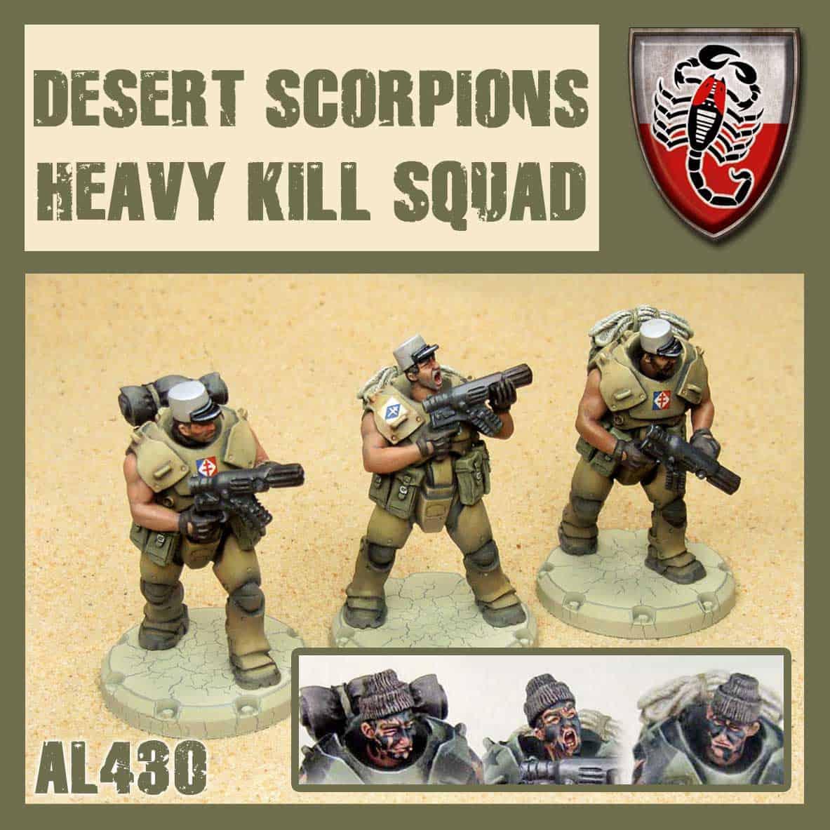 DS Heavy Kill Squad