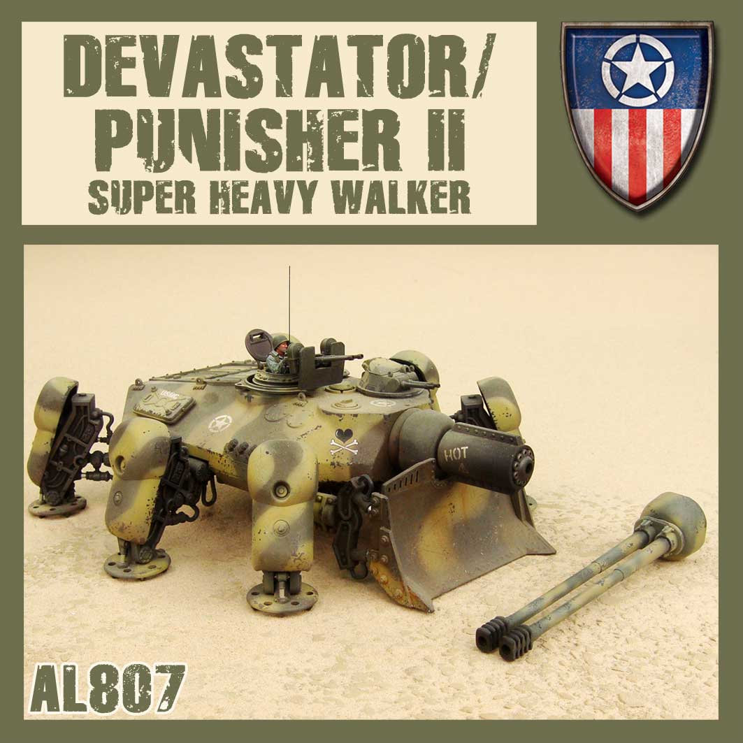 Punisher II/Devastator