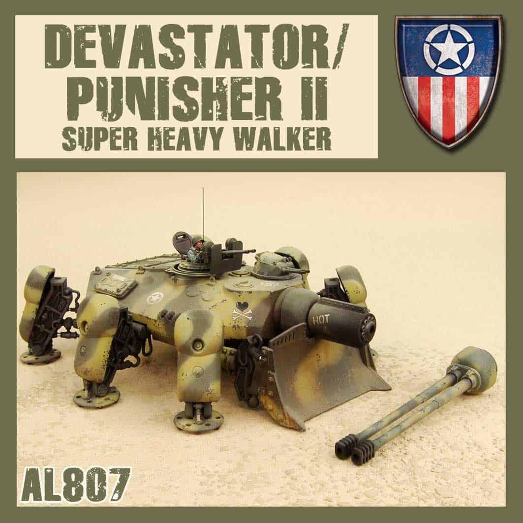 Zdjęcie Punisher II/Devastator