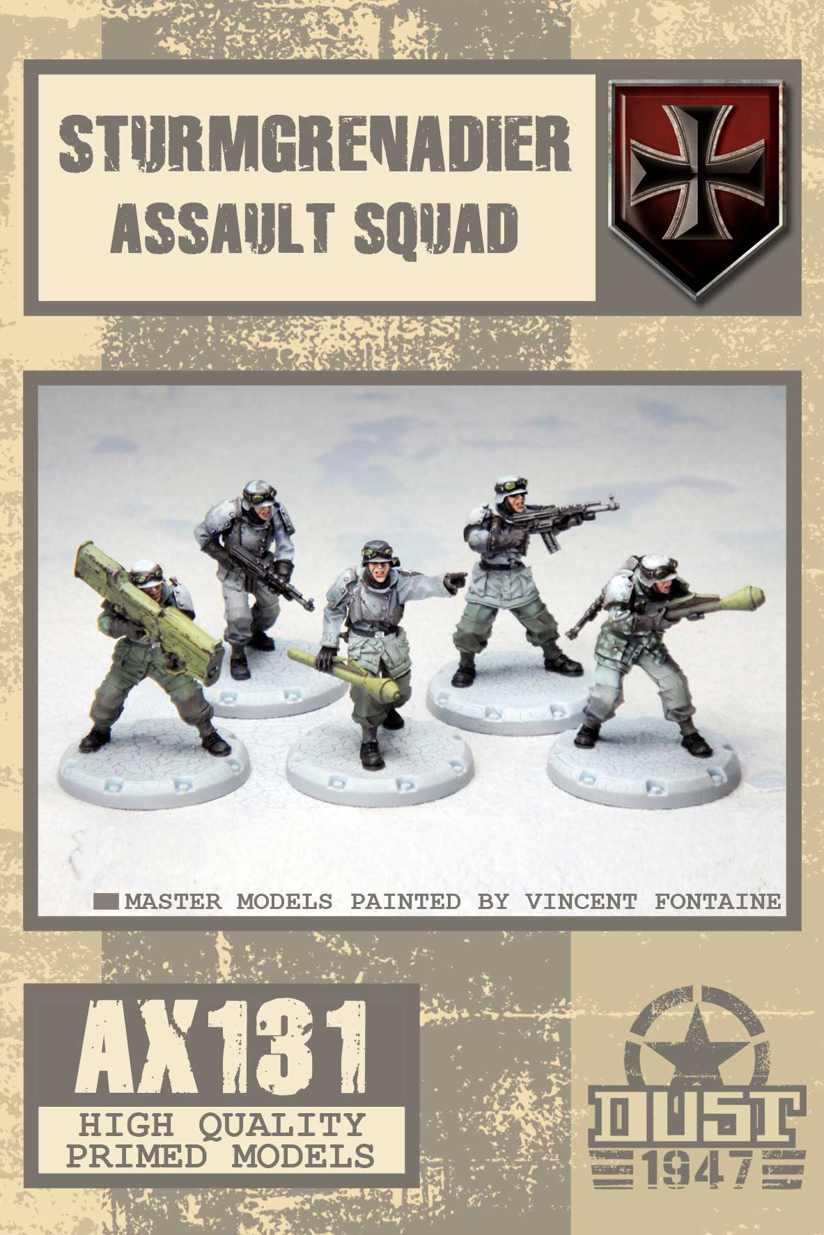 Sturmgrenadier Battle Squad