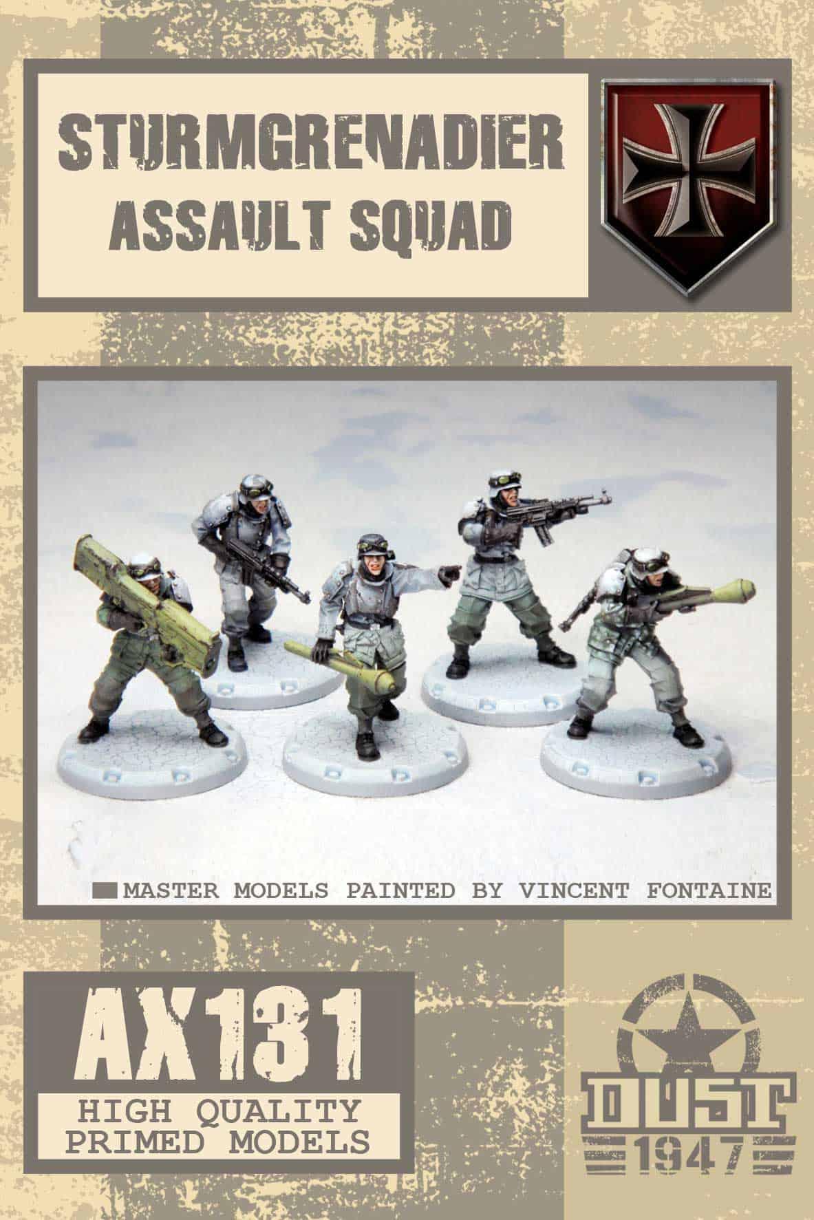 Zdjęcie Sturmgrenadier Battle Squad
